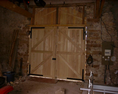 Porte de grange - Porte grange coulissante ...